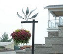 Flower Basket Pole, Kelp