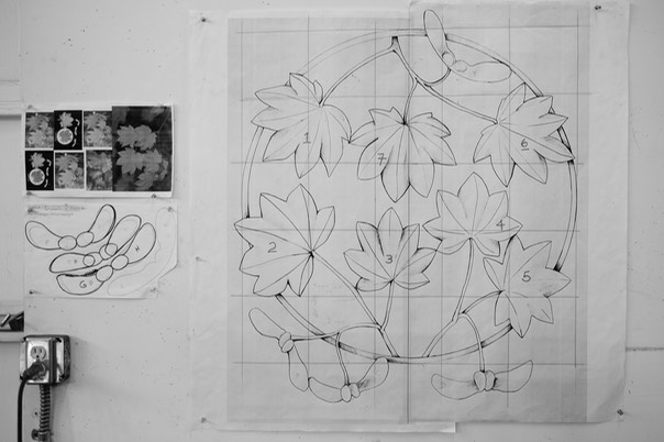 Working Half-Scale Drawing copy